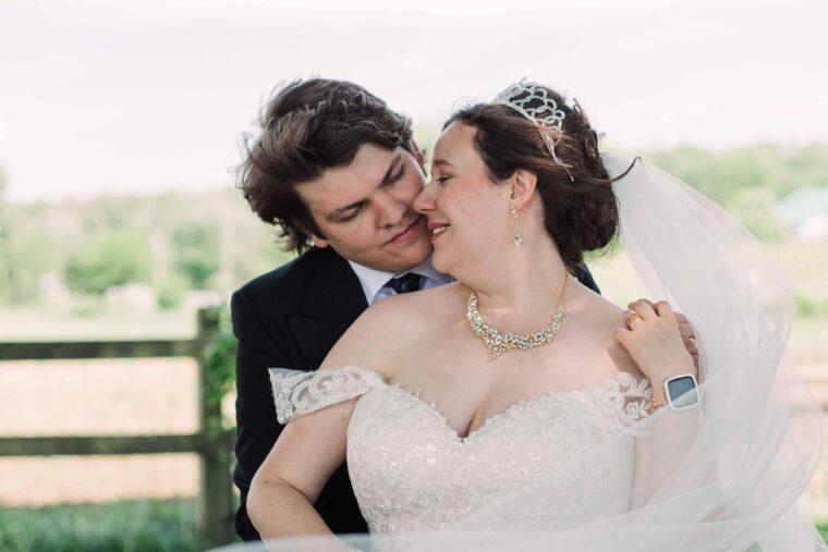 Jessica and Alex Intimate Wedding, Kitchener